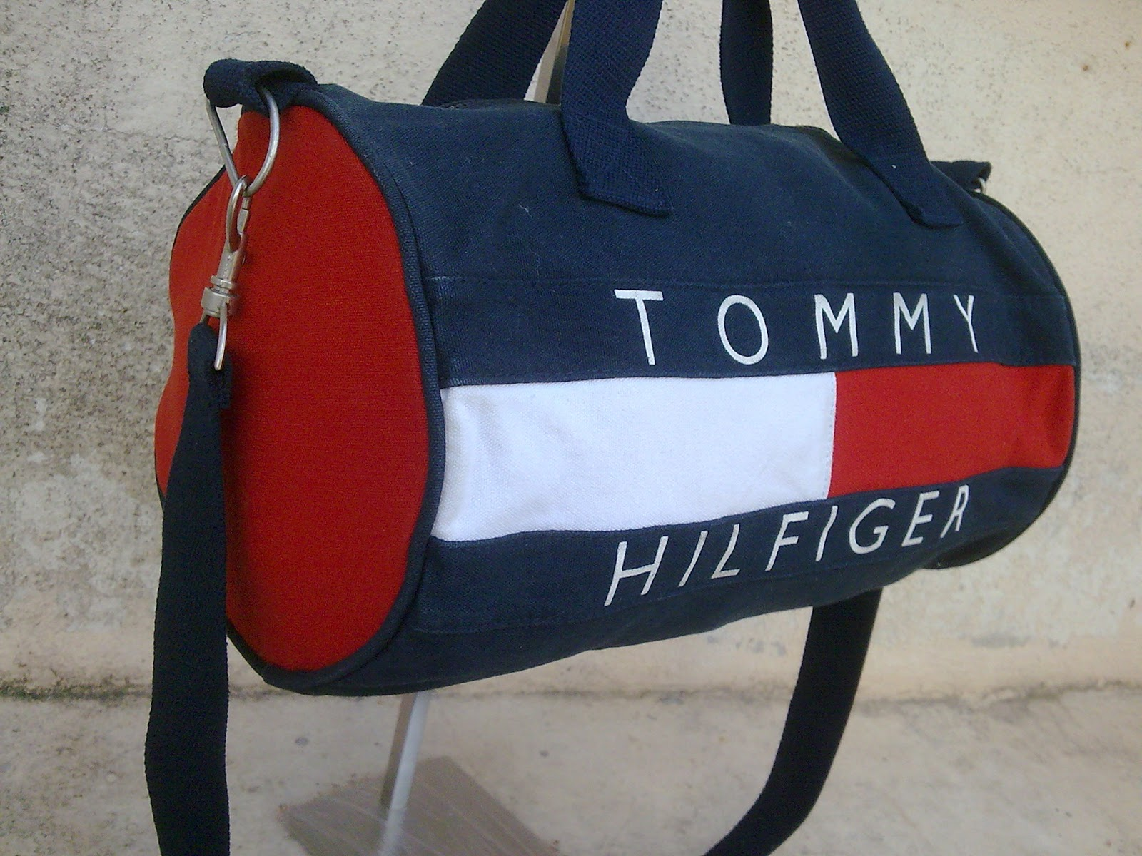 Tommy Hilfiger Duffle BagSOLD