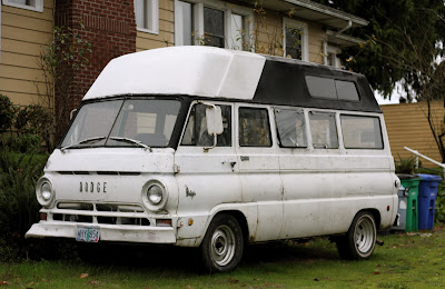 1965 Dodge Sportsman van.
