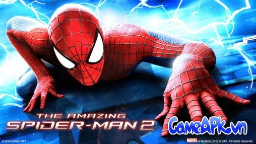 The Amazing Spider-Man v1.2.0 Full cho Android
