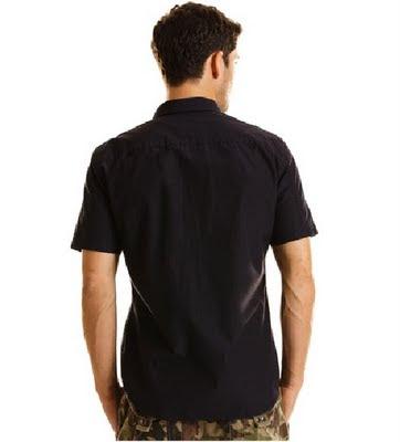 A|X Logo Slim Shirt Online Exclusive