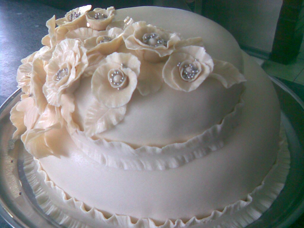 Украшение из мастики для тортов фото