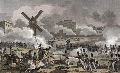 Batalla en Smolensko