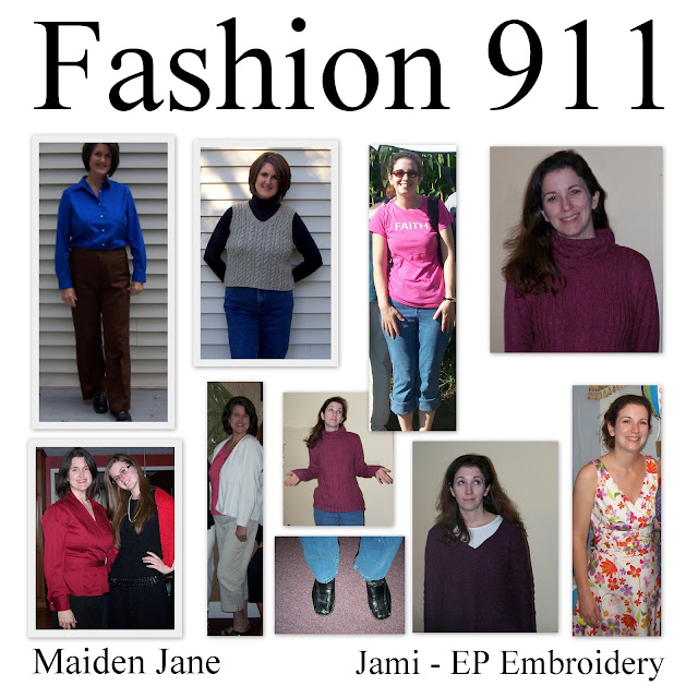 Fashion Design Challenge and a Giveaway