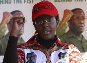 Proud Mother Zimbabwean First Lady Grace Mugabe Says Daughter Bona