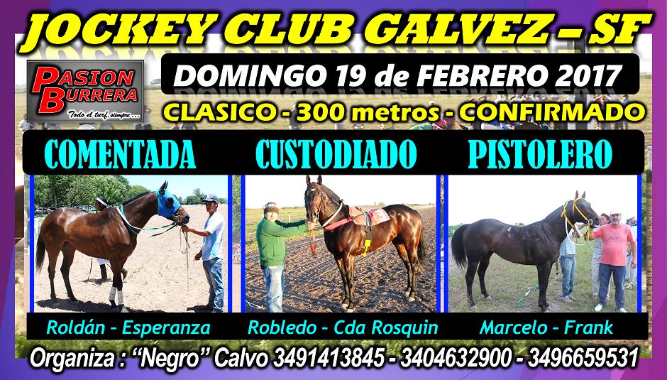 GALVEZ 19 - 300 - 1