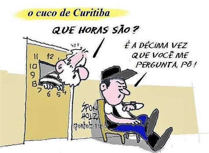 O cuco de Curitiba