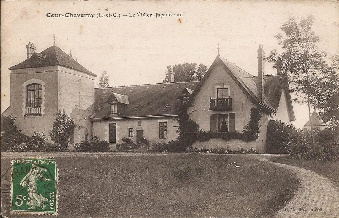 Château du Vivier - Cour-Cheverny