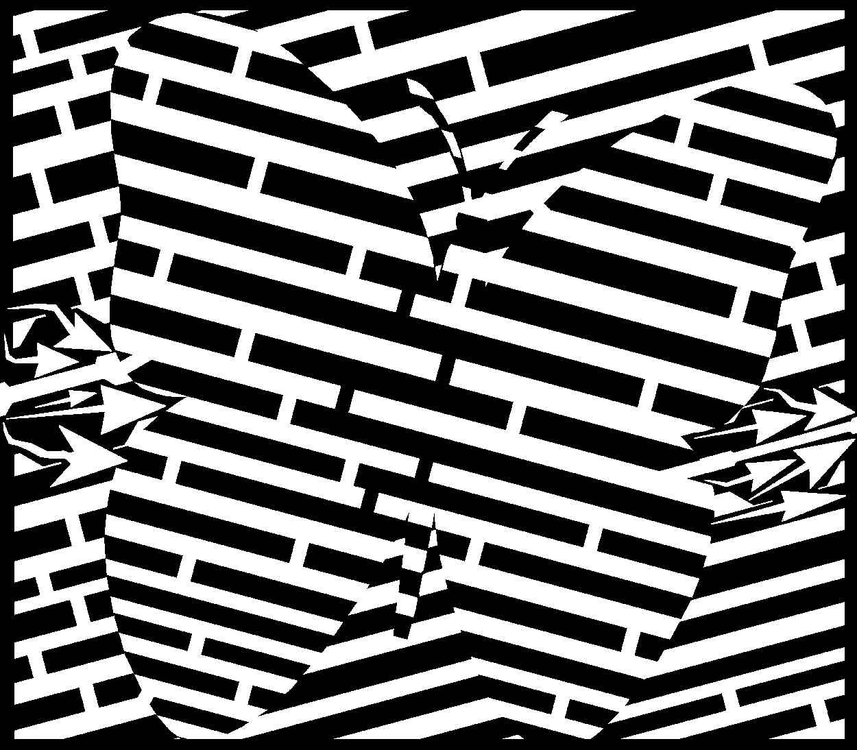 Op Art Black And White For love of the butterfly- opEasy Black And White Op Art