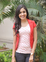 Ritu Varma Glam pics at Naa Rakumarudu Premier press meet-cover-photo