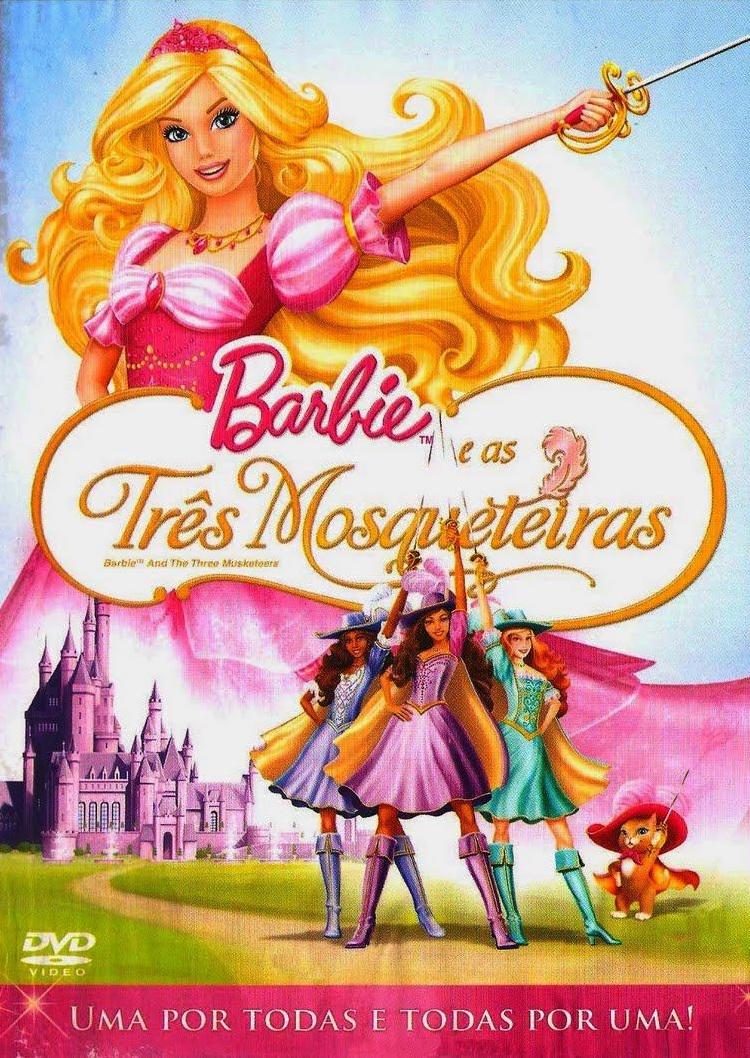 Barbie e As Três Mosqueteiras – Dublado (2009)