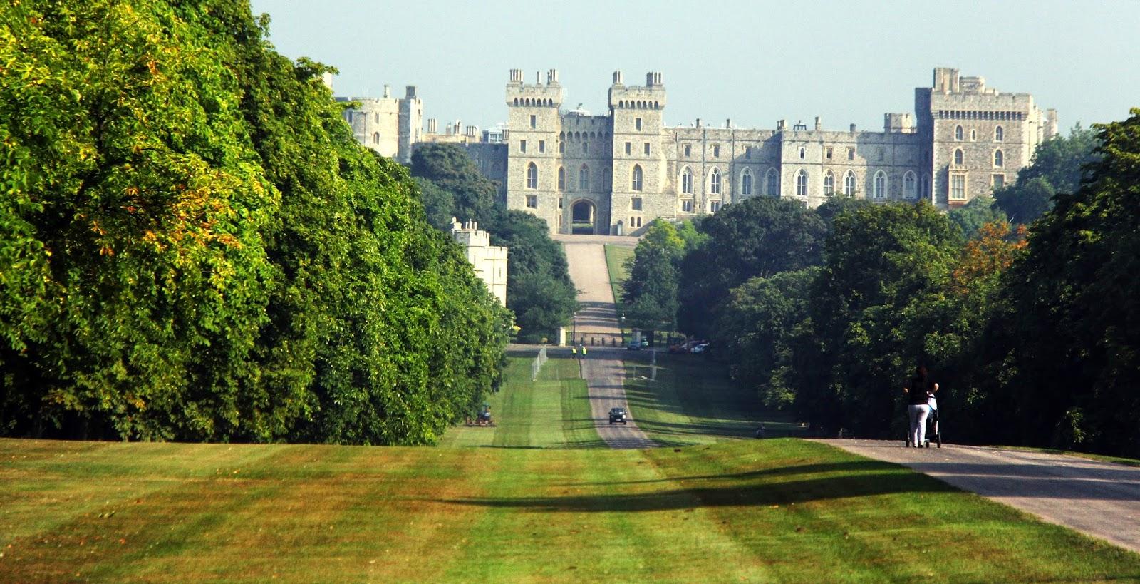castelos da Inglaterra