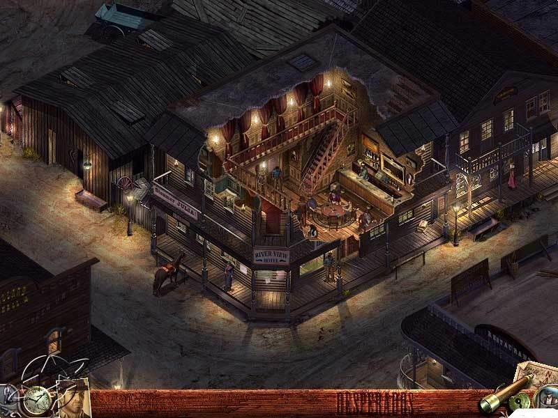 Desperados Wanted Dead Or Alive On The Mac App Store