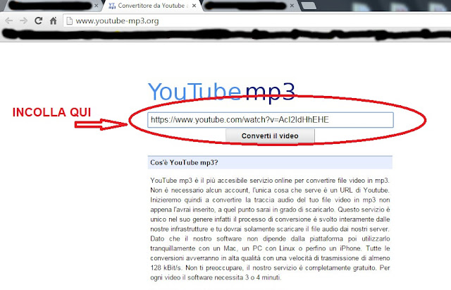 YoutTube mp3