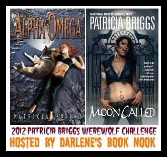 2012 Patricia Briggs Werewolf Challenge