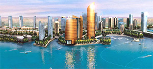 Raha Beach Development