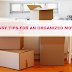 UHeart Organizing:  Easy Tips for An Organized Move