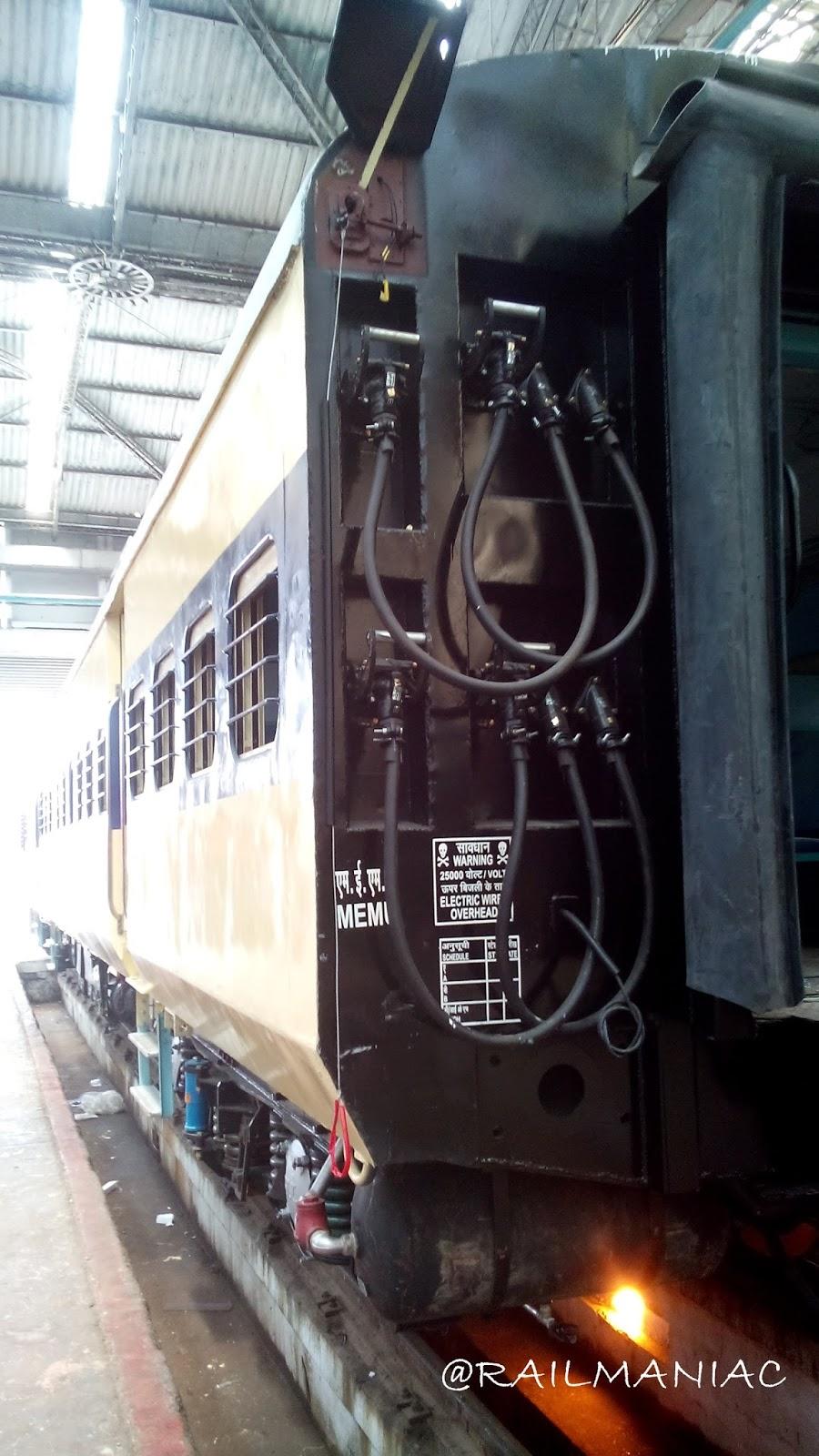 Rail Maniac Our Visit To Rail Coach Factory Kapurthala