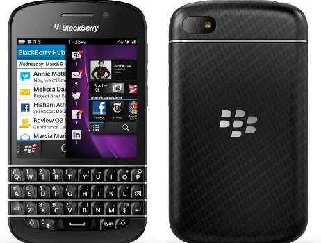 Blackberry 4g lte user manual