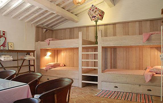 Estilo rustico dormitorios rusticos para ninos for Dormitorio rustico