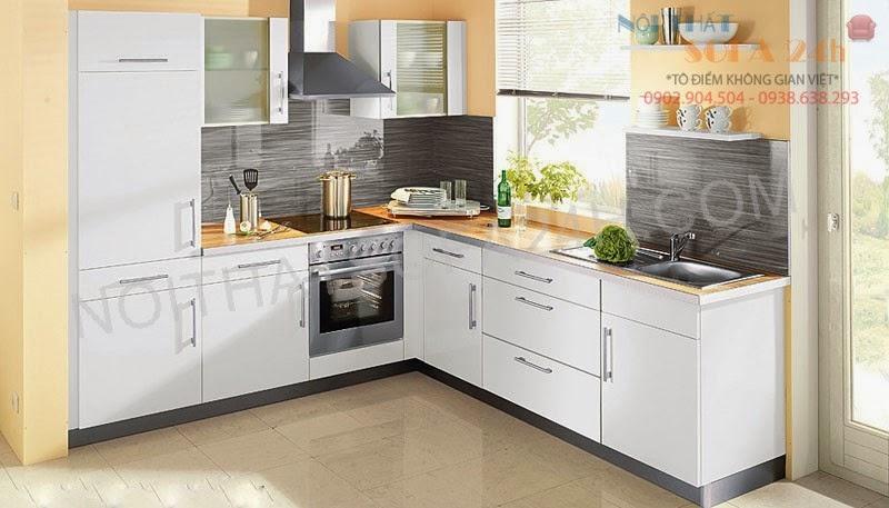 Tủ bếp TB084