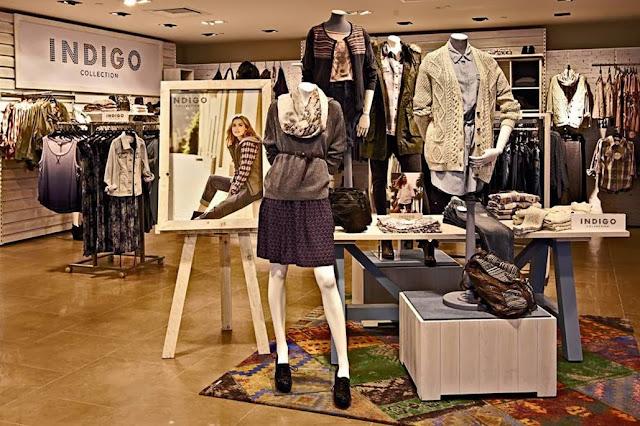 Marks & Spencer, Suria KLCC, shopping mall, kuala lumpur, women clothes, indigo, clothing,