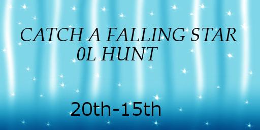Catch A Falling Star Hunt