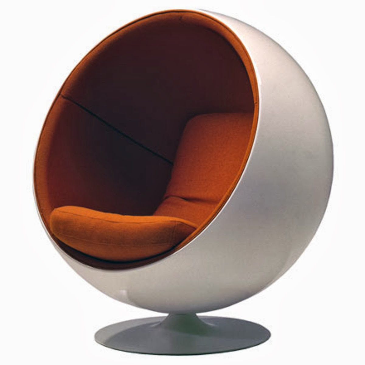 Round Cushion Chair Viewing Gallery