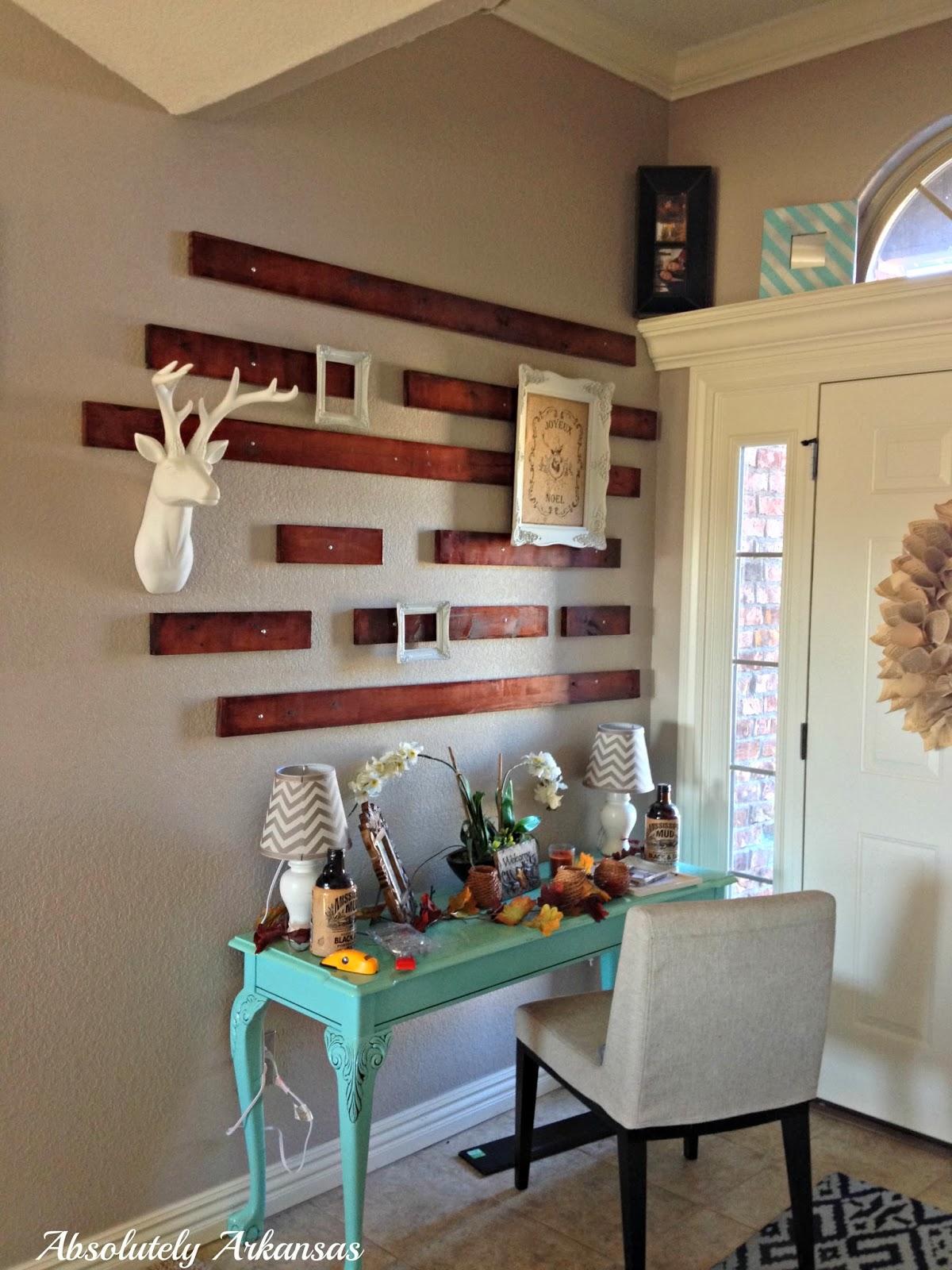 rose co blog diy wood wall. Black Bedroom Furniture Sets. Home Design Ideas