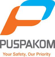 Jawatan Kerja Kosong Pusat Pemeriksaan Kenderaan Berkomputer (PUSPAKOM) logo