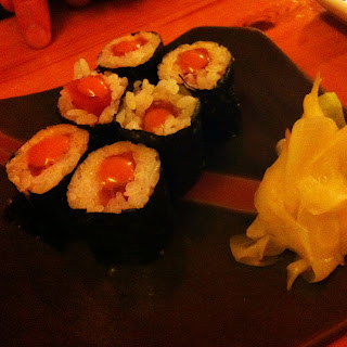 Spicy tuna maki