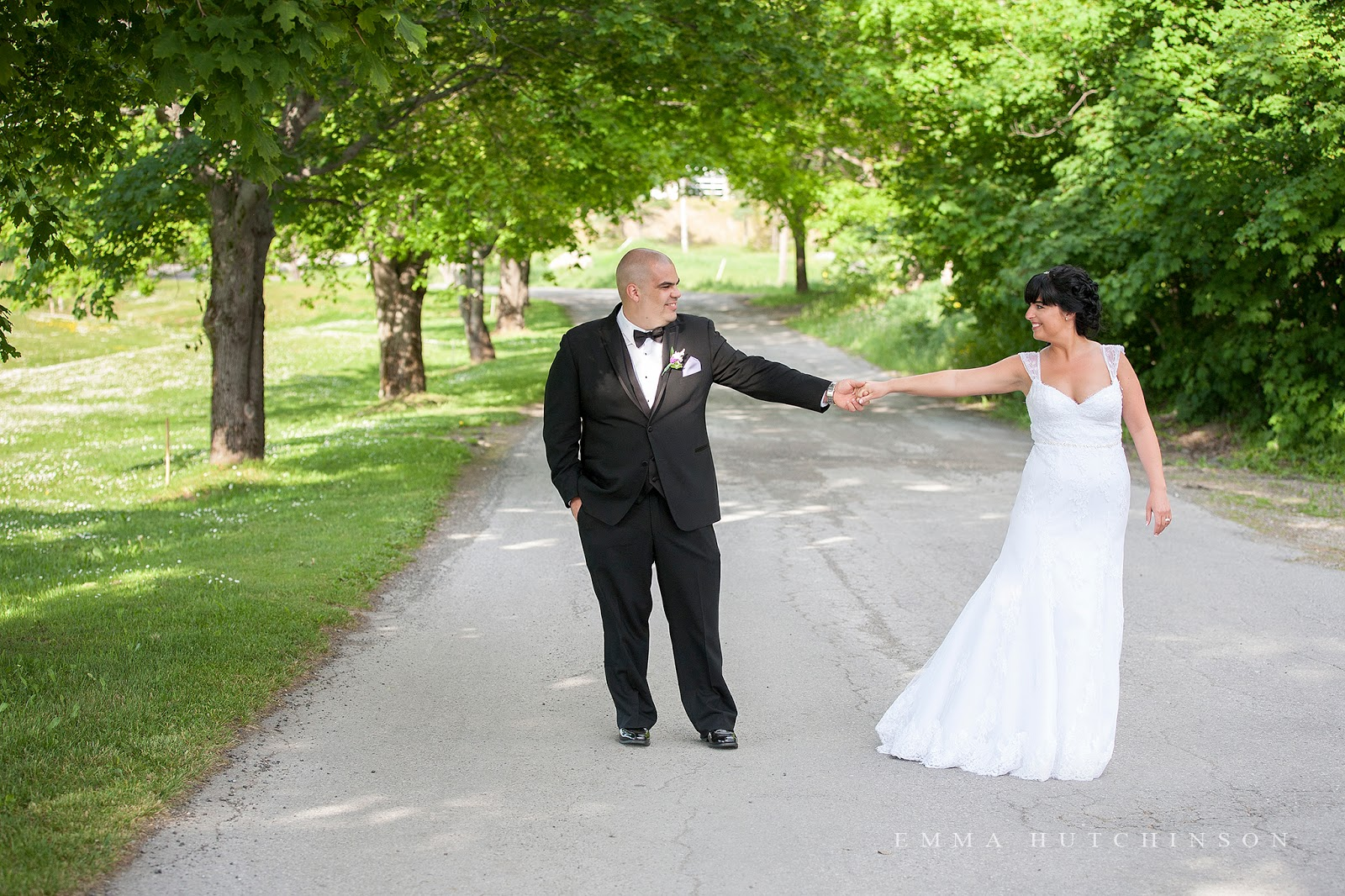 wedding dress from Olivia's Bridal, Topsail Road, St. John's, NL