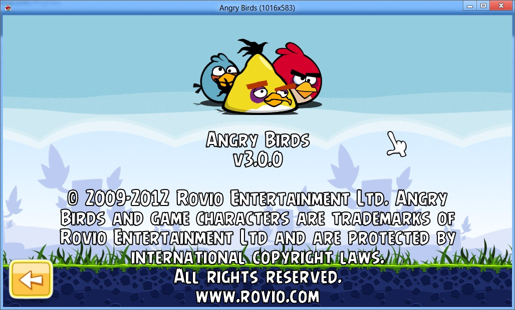 angry birds exe free download for pc