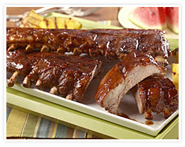Great looking picture of Baby Back Ribs