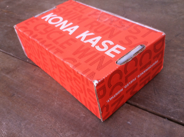Kona Kase - September 2012 Review- Healthy Snacks, Supplements and Fitness Subscription Boxes