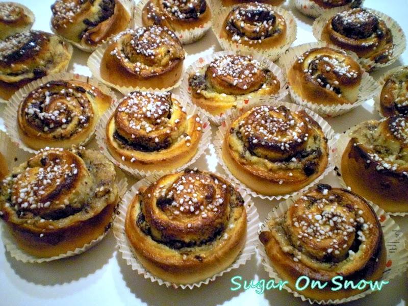 Kanelbullar, Swedish Cinnamon Rolls With Cardamom And ...