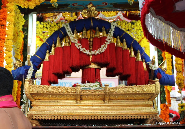 Udupi Paryaya 2016-18 Pura Pravesha Pejawara Swami 30