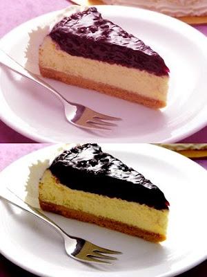 CARA MEMBUAT CHEESE CAKE