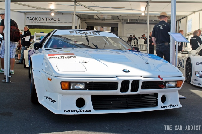 BMW Nurburgring Oldtimr Grand Prix 2013
