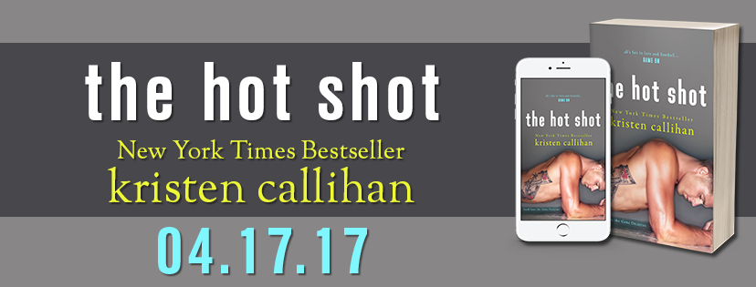 The Hot Shot Cover Reveal