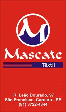 MASCATE TÊXTIL