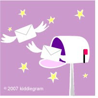 Mail a Kiddiegram Postcard Today