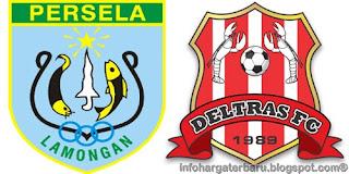 Skor Akhir Persela vs Deltras | ISL Kamis 31 Mei 2012