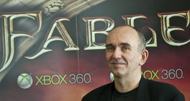 Fable, Peter Molyneux, Back and White, Bulffrog Productions, Games, Video Games, Gaming, Future Pixel, article, news