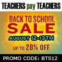 Tpt sale, Back to School sale at Tpt, Teachers Pay Teachers Sale, photo
