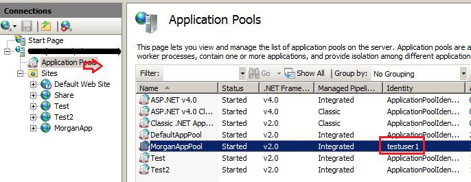 Fix HTTP Error 500.19 - Internal Server Error - 0x80070005