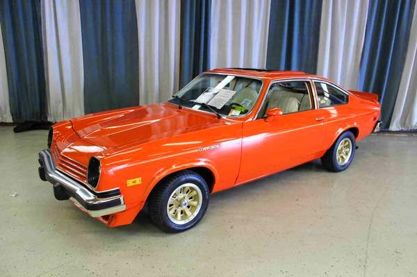 Chevy Cosworth Vega Restored