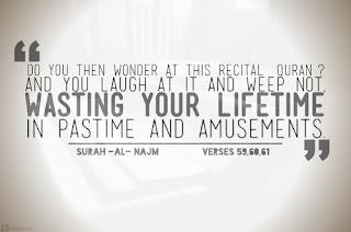 surah al najam islamic quote