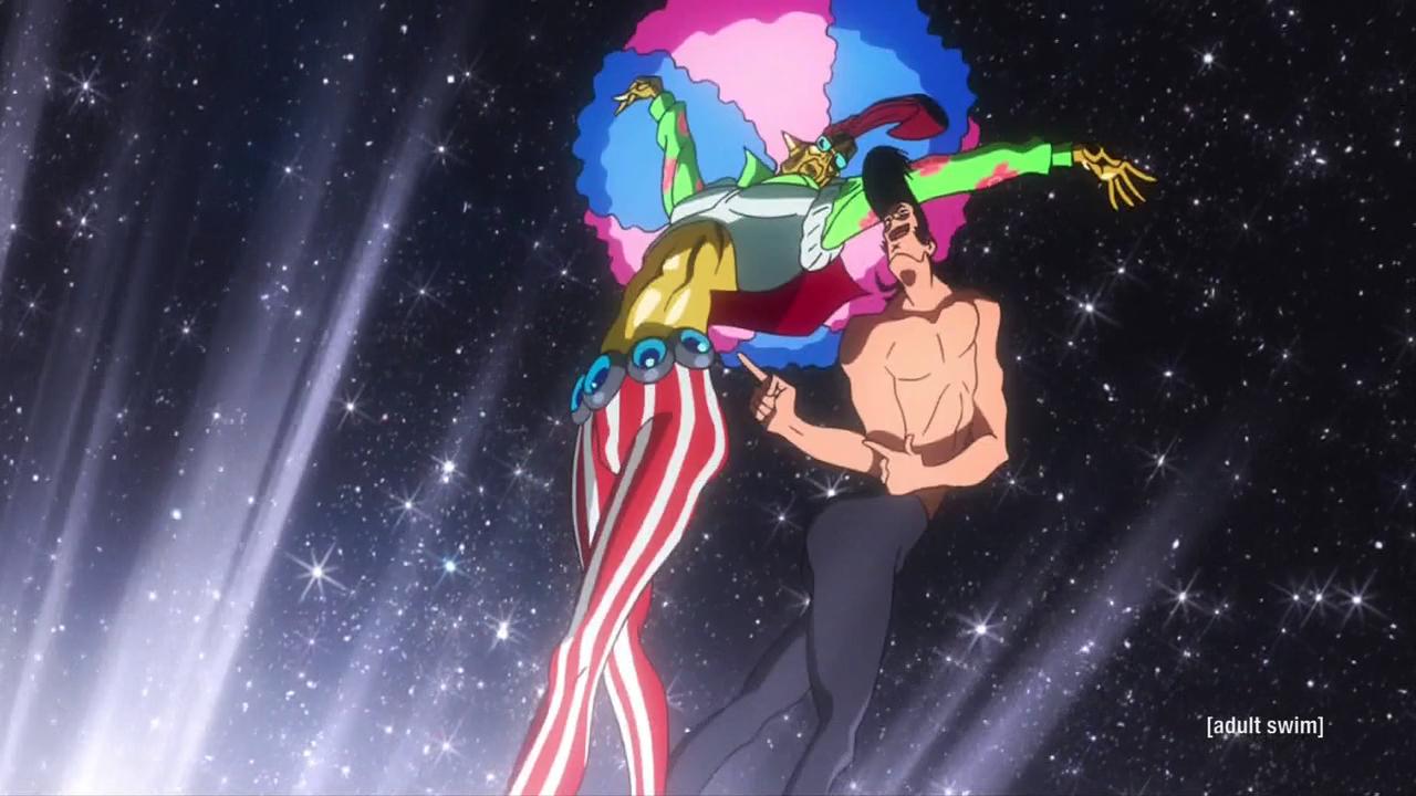 The disco episode