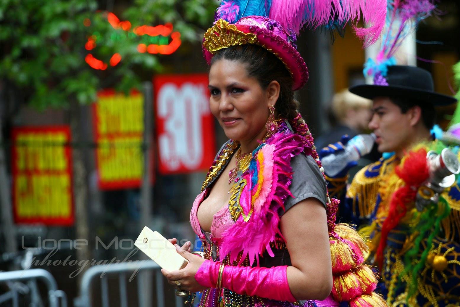 cultura folklorica boliviana - Morenada