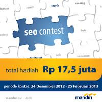 Mandiri SEO Contest